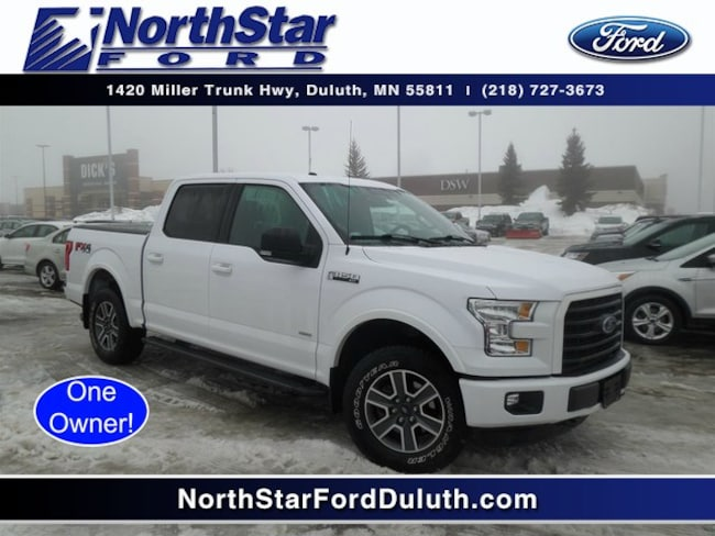 Used 2016 Ford F-150 XLT Truck in St. Louis County
