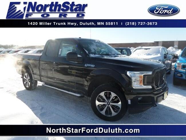 New 2019 Ford F-150 STX Truck for sale near Esko, MN