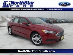New Ford 2018 Ford Fusion in Duluth, MN