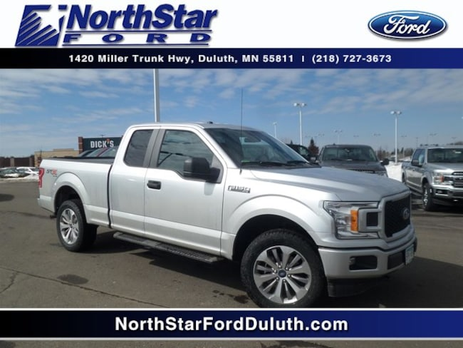 New 2018 Ford F-150 XL Truck for sale near Esko, MN