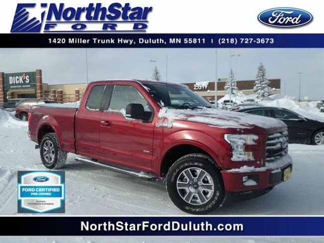 Certified Used 2017 Ford F-150 XLT Truck in St. Louis County