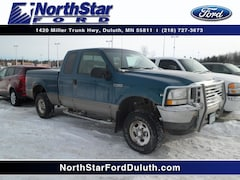 Used 2002 Ford F-250 Lariat Truck for sale Duluth