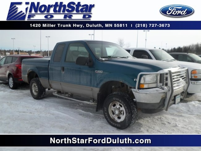 Used 2002 Ford F-250 Lariat Truck in St. Louis County