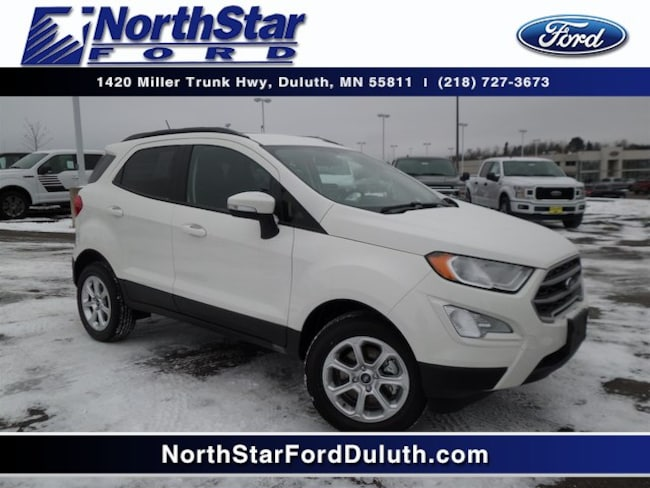 New 2018 Ford EcoSport SE SUV for sale near Esko, MN