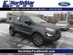 New Ford 2018 Ford EcoSport in Duluth, MN