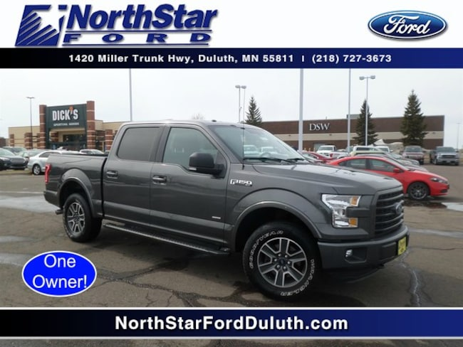 Used 2015 Ford F-150 XLT Truck in St. Louis County
