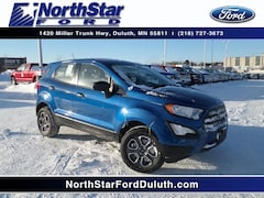 New 2019 Ford EcoSport for sale in Duluth