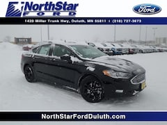 New Ford 2019 Ford Fusion in Duluth, MN