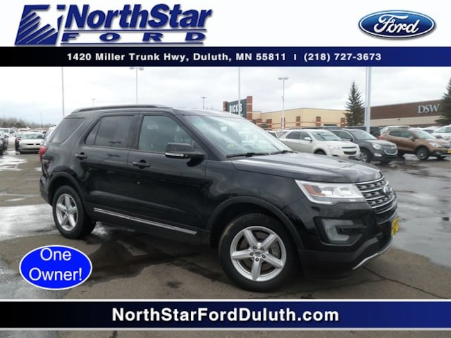 Used 2016 Ford Explorer XLT SUV in St. Louis County
