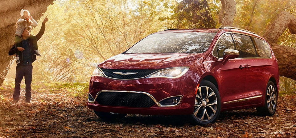 2018 Chrysler Pacifica Tampa Bay FL