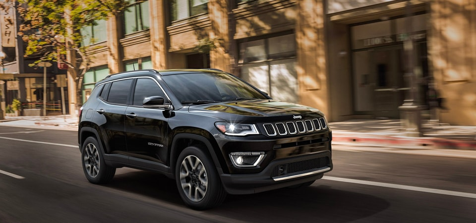 2018 Jeep Compass Dade City FL