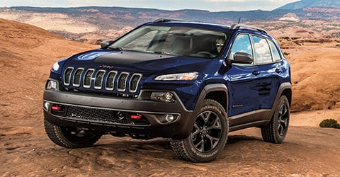 New Jeep Cherokee Tampa Bay