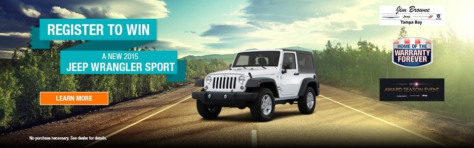 Jim Browne Jeep >> Jim Browne Chrysler Jeep Dodge Ram of Tampa Bay   New ...