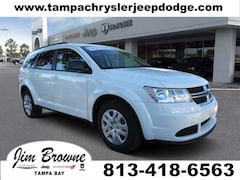 2018 Dodge Journey SE Sport Utility 3C4PDCAB2JT518832 for sale in Tampa, FL at Jim Browne Chrysler Jeep Dodge RAM