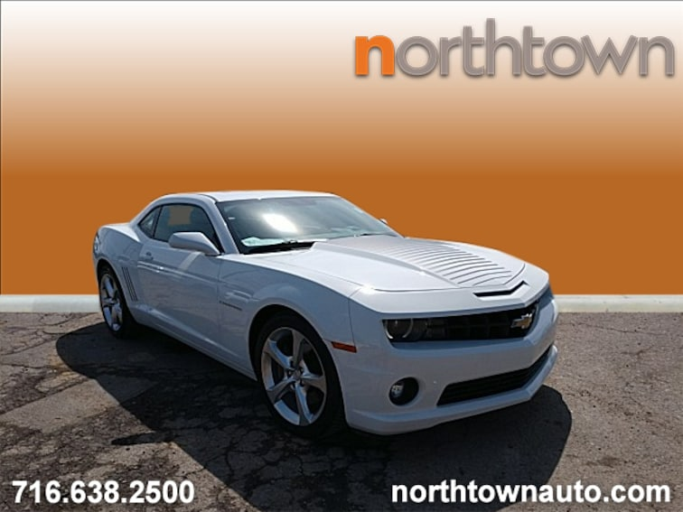 Used 2013 Chevrolet Camaro 2SS Coupe 19D304A in Amherst NY