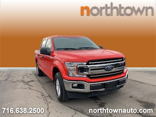 2018 Ford F-150 Truck SuperCrew Cab DR573