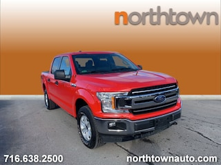 2018 Ford F-150 Truck SuperCrew Cab DR574