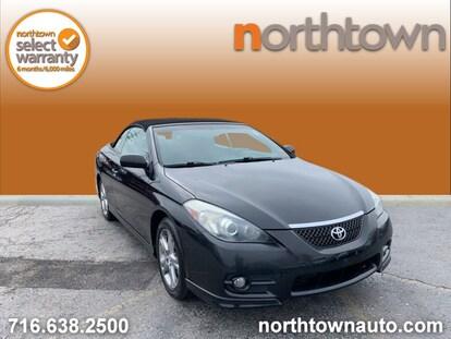 Buffalo Used 2007 Toyota Camry Solara for Sale NY, Amherst