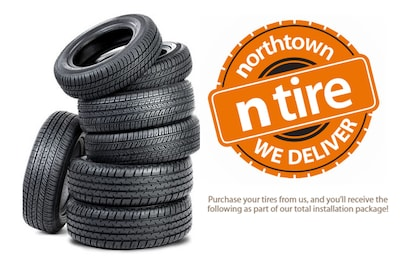 Buy Tires From Us & Get the Following With Install