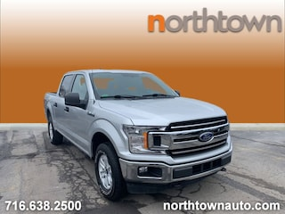 2018 Ford F-150 Truck SuperCrew Cab DR572