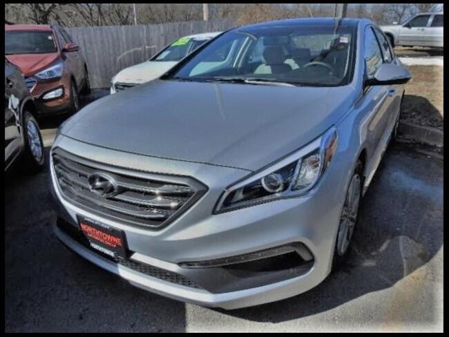 2016 Hyundai Sonata Limited Sedan