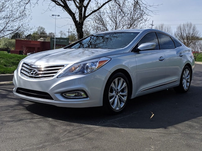 2014 Hyundai Azera Base Sedan