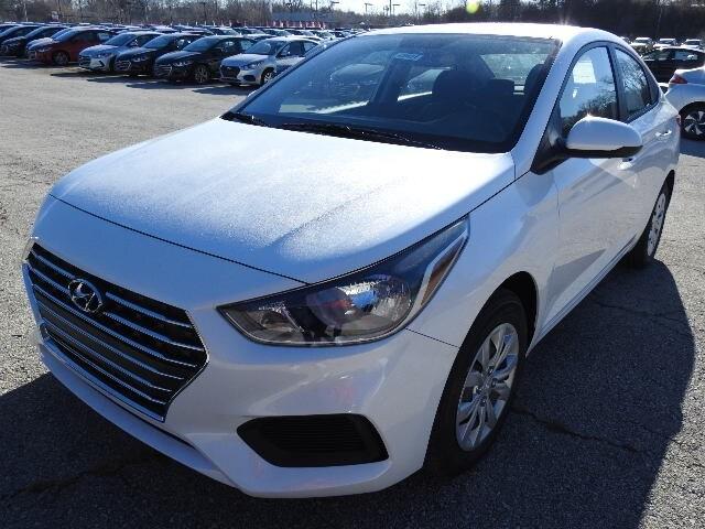 New 2019 Hyundai Accent For Sale At Northtowne Hyundai Vin