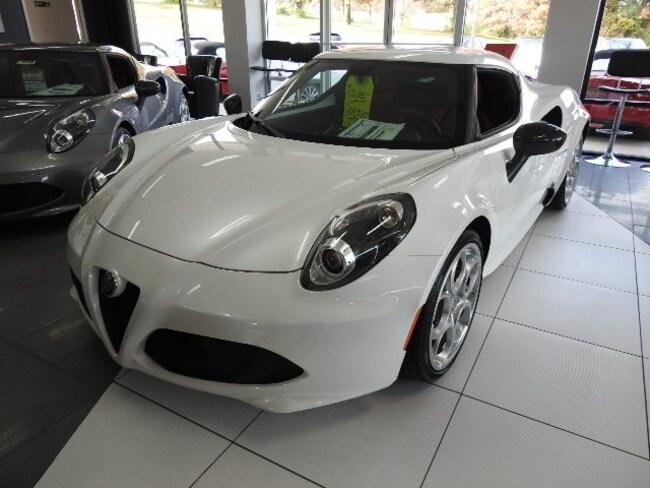 2017 Alfa Romeo 4C Base Coupe