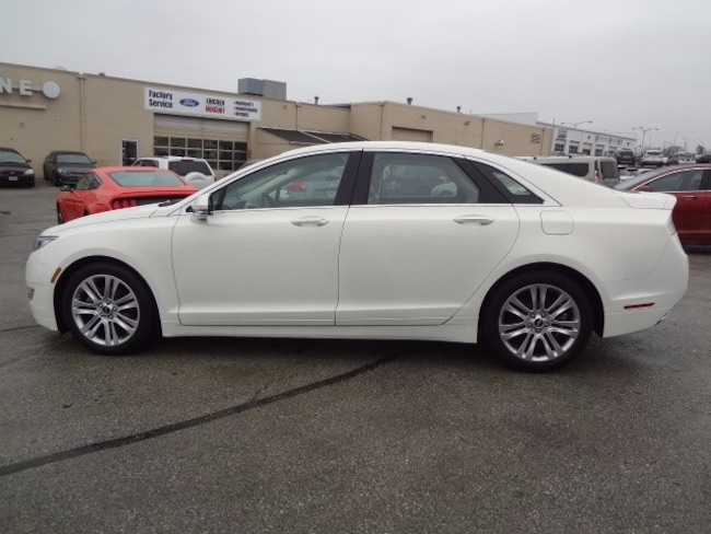 Used 2013 Lincoln Mkz For Sale At Northtowne Mazda Vin