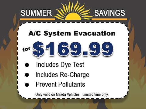 AC system service special for $169.99