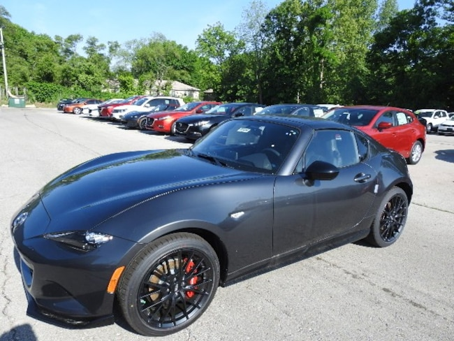 New 2018 Mazda Mazda MX-5 Miata RF For Sale at Northtowne Mazda