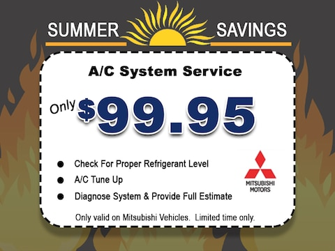 AC System Service Special $99.95