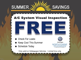 Free A/C Visual Inspection!