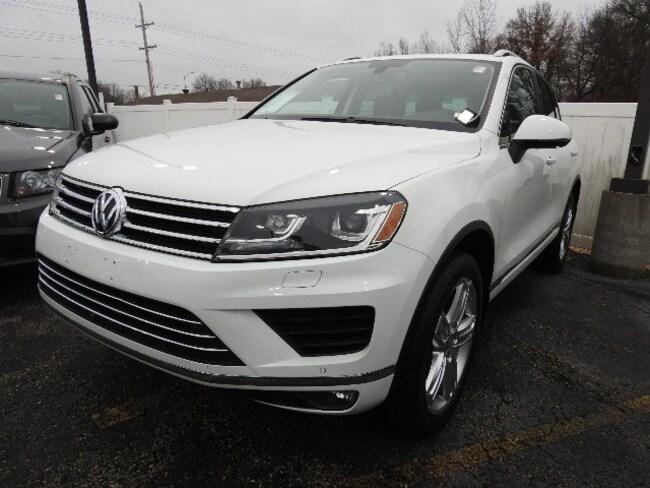 Used 2015 Volkswagen Touareg For Sale at Northtowne Volkswagen   VIN