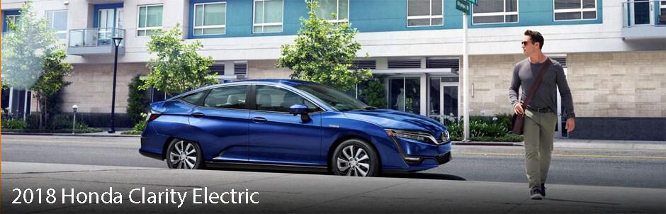 2018 Honda Clarity Plug In Hybrid Lease Special In Buffalo, NY