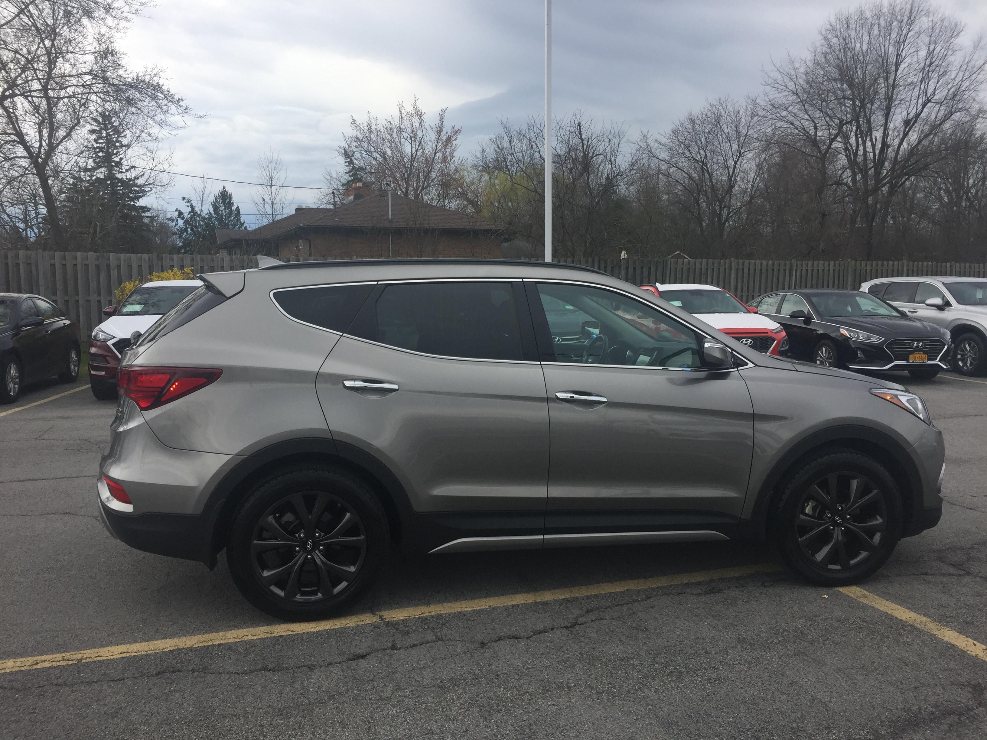 Buffalo Certified Used 2018 Hyundai Santa Fe Sport for Sale in