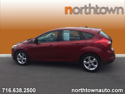 Buffalo Used 2014 Ford Focus for Sale in Amherst NY, West