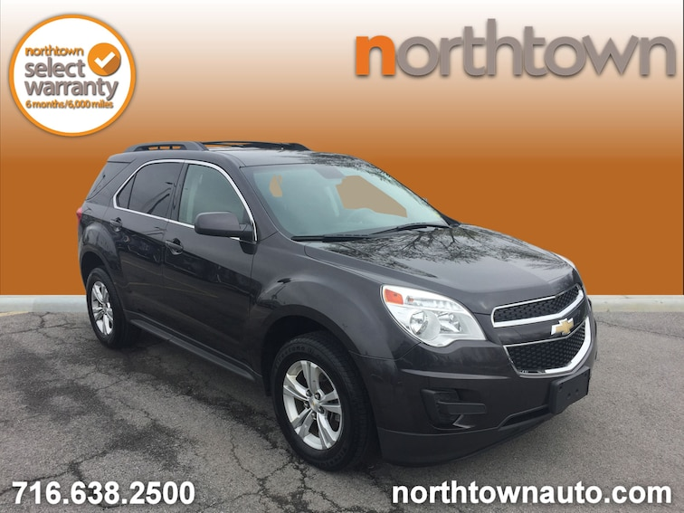 Used 2014 Chevrolet Equinox LT SUV 19H552A for sale in Amherst, NY