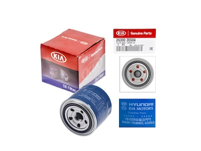 Buy (3) KIA OEM Oil Filters Get the 4th Free