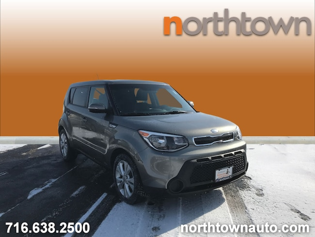 Used 2014 Kia Soul + Hatchback For Sale in Amherst, NY