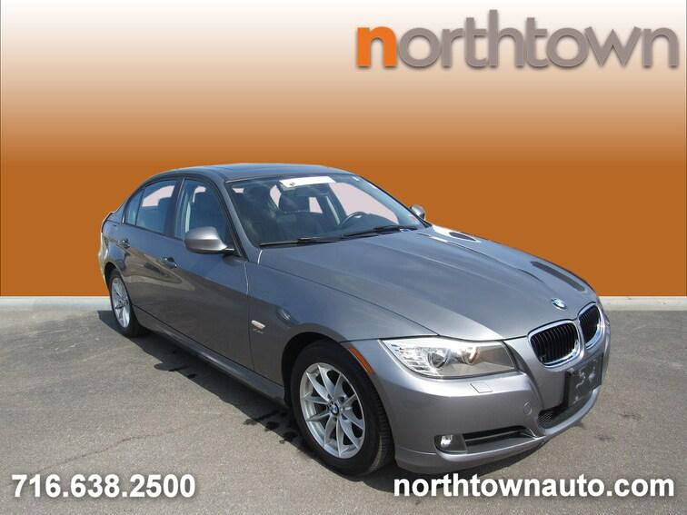 Used 2011 BMW 3 Series 328i Xdrive Sedan LP5527 in Amherst NY
