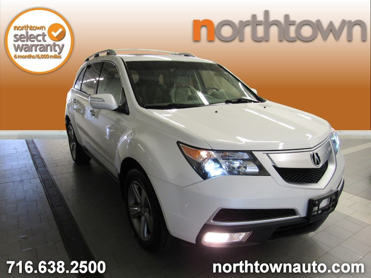 Used 2012 Acura MDX MDX with Technology Package SUV 19L534A for sale in Amherst, NY
