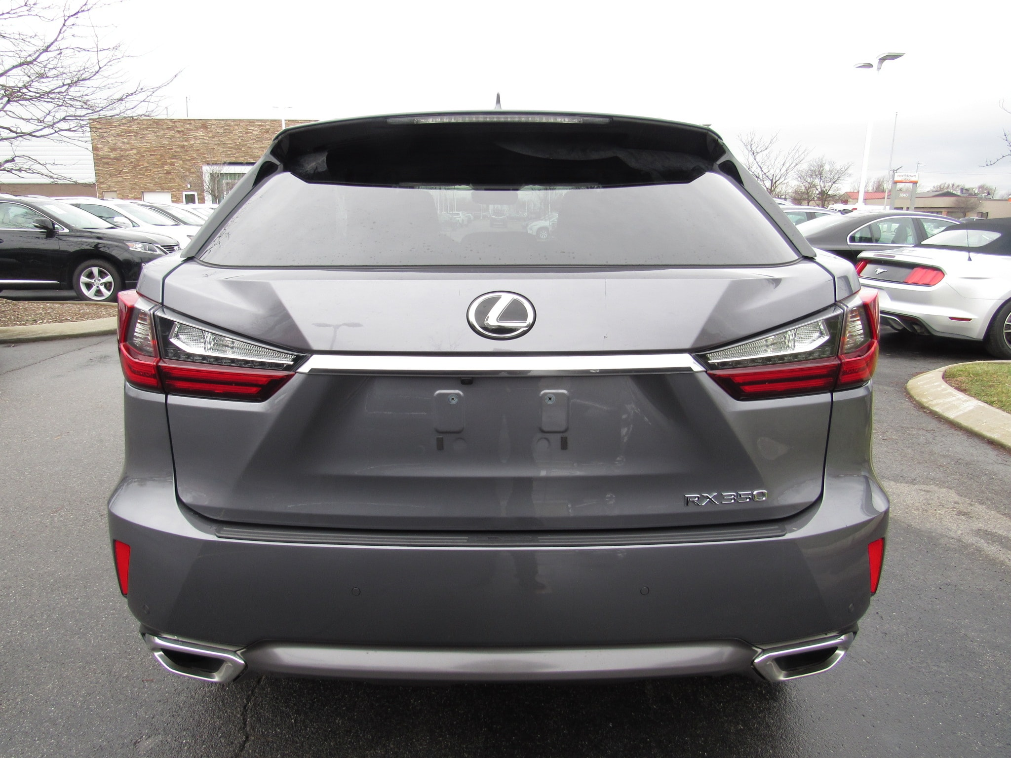 Buffalo Certified Used 2017 LEXUS RX 350 for Sale in Amherst