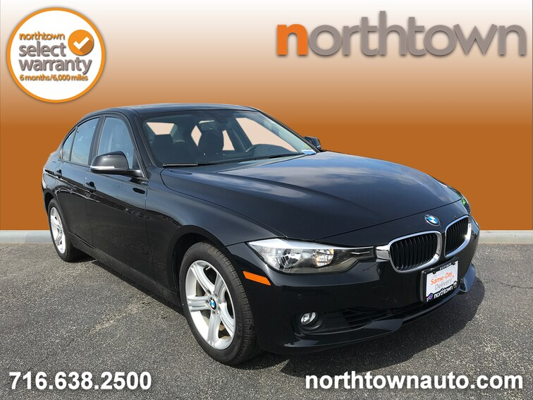 Used 2015 BMW 328i xDrive w/SULEV Sedan MP753 for sale in Amherst, NY