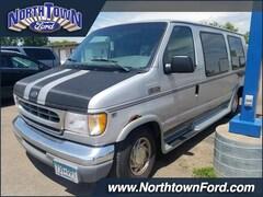 2000 Ford Econoline Cargo Van E-150 Recreational Van