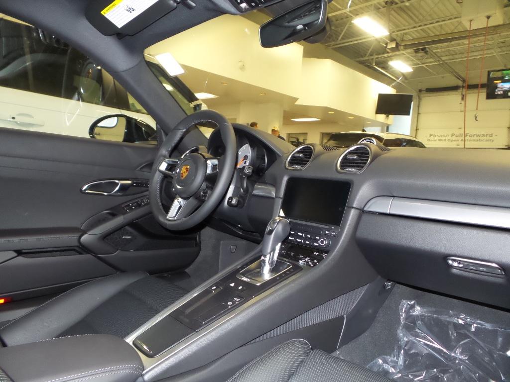 Buffalo 2018 Porsche 718 Cayman S For Sale In Ny Rochester