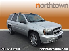 Used 2008 Chevrolet Trailblazer LT SUV 19S1953A for Sale in Amherst NY