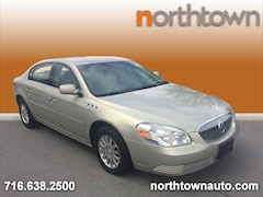 Bargain Used 2007 Buick Lucerne CX Sedan 19S681A for Sale in Amherst NY