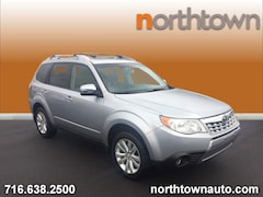 Bargain Used 2012 Subaru Forester 2.5X SUV 19S1807A for Sale in Amherst NY