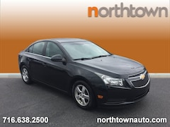 Used 2013 Chevrolet Cruze 1LT Sedan SP1532A for Sale in Amherst NY